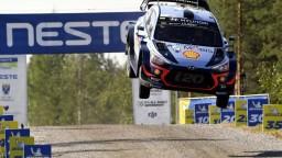 Estónsky pretekár Tänak opäť zvíťazil v Rely Nemecka