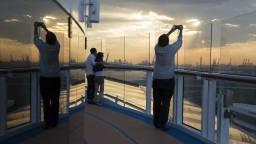 Britka spadla z výletnej lode. V Jadranskom mori plávala 10 hodín