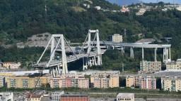 Most smrti vŕzga. Janovčanov pod ním nepustili do domovov