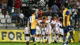 Futbalisti Dunajskej Stredy a Trenčína si na kopaniciach podelili body
