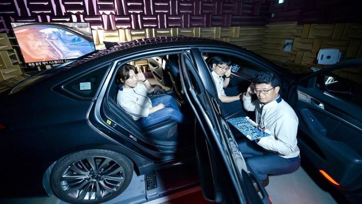 Vzniká technológia pre súkromné ozvučenie sedadiel v automobiloch