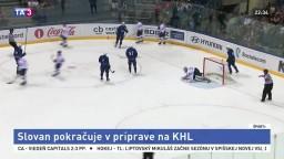 Slovan pokračuje v príprave, proti Brnu nastúpil s novou posilou