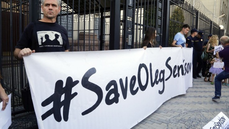 #FreeOlegSentsov. Na oslobodenie režiséra vyzvali aj Slováci
