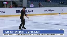 Mladí krasokorčuliari z celého sveta sa stretli v Bratislave