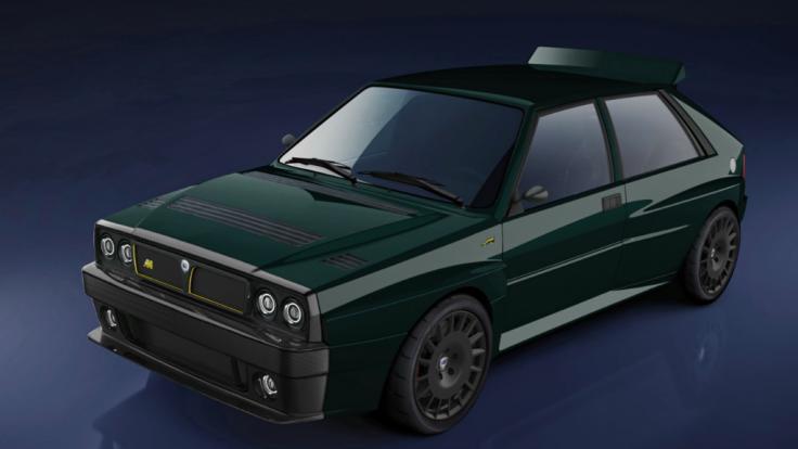 Lancia Delta Integrale ožíva ako exkluzívny športiak na objednávku