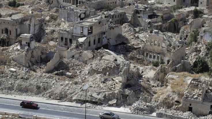 Hrozí chemický útok? Rusko varuje pred možnými útokmi v Sýrii
