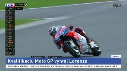 Kvalifikácia MotoGP bola zaujímavá, pole position si vyjazdil Lorenzo
