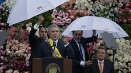 Korupcia je v Kolumbii ako mor, tvrdia občania. Zničí ju referendum?