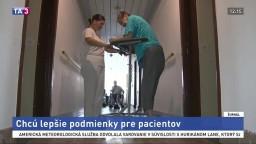 Košická nemocnica potrebuje rekonštrukciu, opravy nedokáže zaplatiť