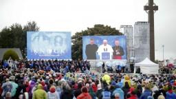 Pápež sa lúči s Írskom, dvojdňovú návštevu ukončí omšou v Dubline