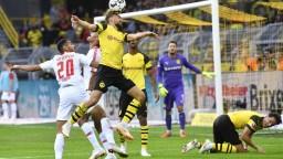 Bundesliga má za sebou prvé kolo, na čele je Dortmund