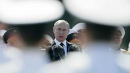 Kremeľ zverejnil fotografie z Putinovej dovolenky