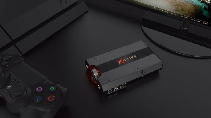 Sound BlasterX G6: Hi-res audio pre herné konzole aj PC