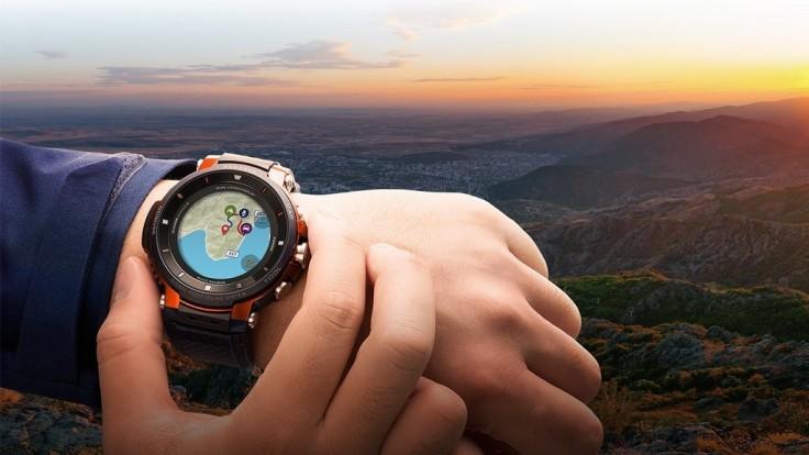 Inteligentné športové hodinky Casio Pro Trek tak ľahko nezhasnú
