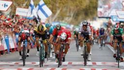 Na Vuelte triumfoval Bouhanni, Sagan skončil v prvej desiatke