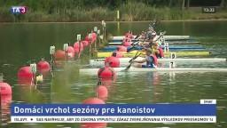 Kanoistov čaká vrchol sezóny, predstaví sa aj slovenská špička