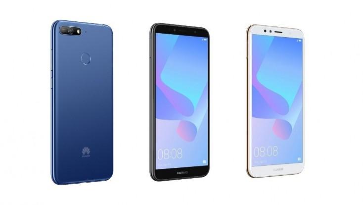Huawei Y6 Prime 2018: Moderné funkcie vhodné nielen do školy