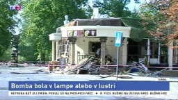 Zacharčenka zabila bomba v stráženom podniku. Provokácia, tvrdí Kremeľ