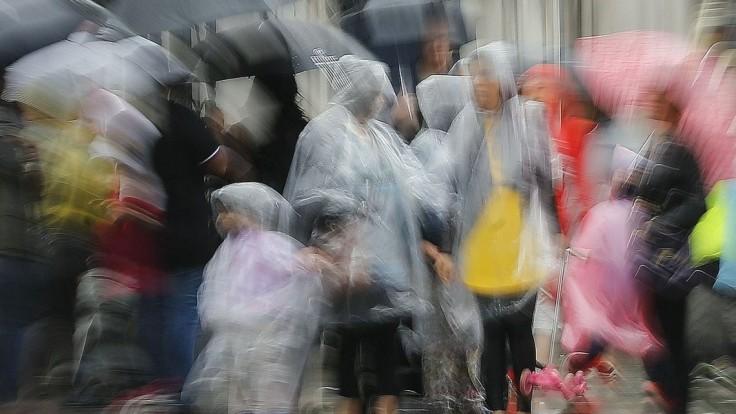 Odborníci varujú pred búrkami: k dažďu sa môžu pridať krúpy