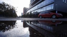 Intenzívny dážď Bratislava zvládla, odhalil však malé nedostatky