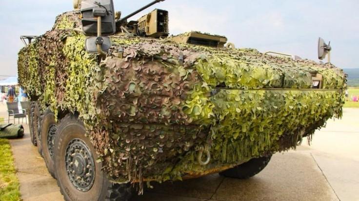 Fotogaléria: Predstavili nový prototyp bojového vozidla