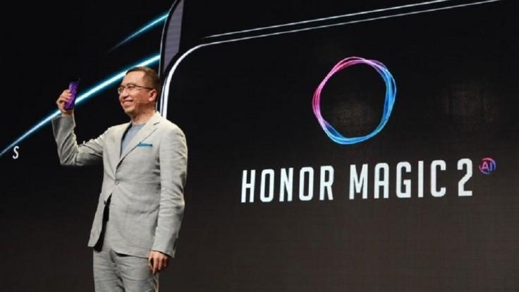 Značka Honor odhalila svetu smartfón Honor Magic 2