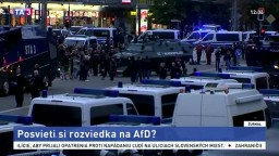 Nemecko rieši extrémistov, dôvodom sú protiimigračné protesty