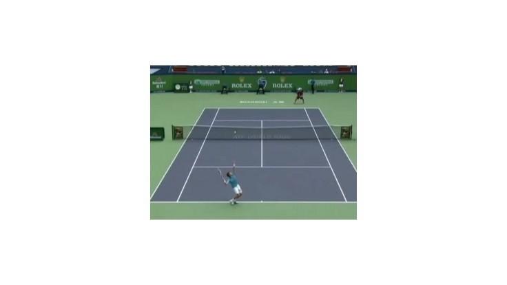 Tenista Ferrero postupuje do 3. kola série ATP Masters v Šanghaji