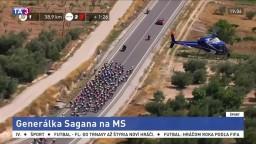 S vrchármi drží tempo, Vuelta Sagana pripravuje na majstrovstvá