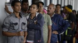 Venezuelu opustili milióny ľudí, okolité krajiny vyhlásili stav núdze