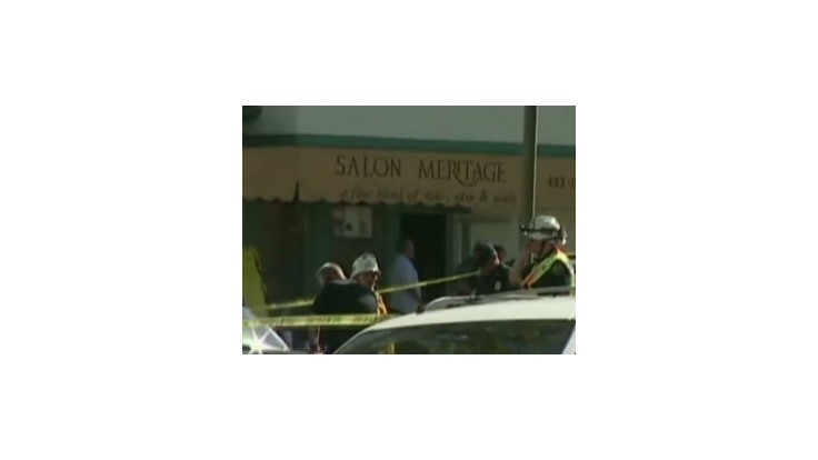 Streľba v kalifornskom holičstve si vyžiadala osem mŕtvych