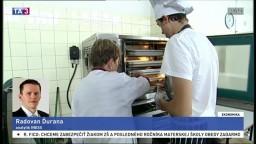 Analytik R. Ďurana o bezplatných obedoch na školách