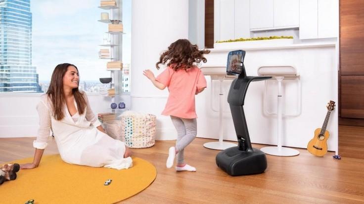 Komunikačný osobný robot Temi oplýva umelou inteligenciou