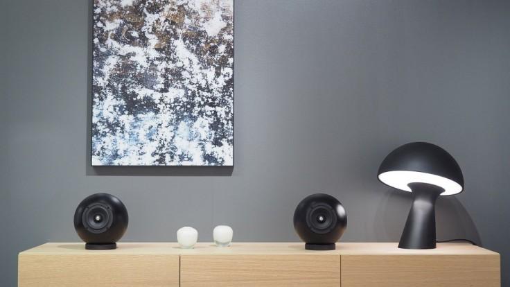 Reproduktory Acustom sa dajú ľahko prispôsobiť vášmu interiéru