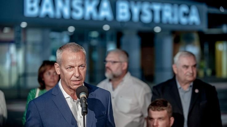 Smer prezradil, koho podporí v boji o post primátora Bystrice