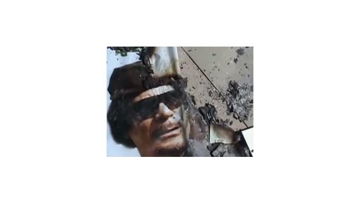 Kaddáfího syna Mutasíma zajali pri pokuse o útek zo Syrty