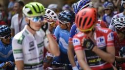 Prvé priečky kráľovskej etapy Vuelty zostali bez Sagana