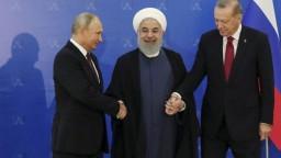 Teherán hostí summit o Sýrii, môže sa rozhodnúť aj o osude Idlibu