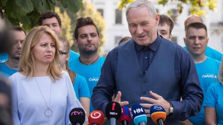 Róbert Bezák si vybral, koho podporí v boji o Prezidentský palác