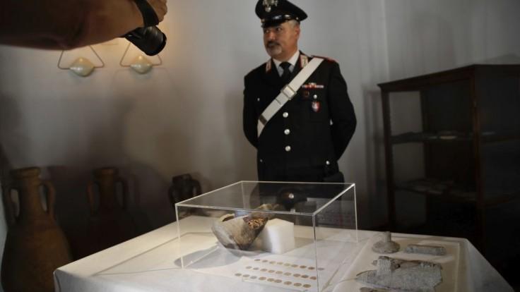 V Taliansku objavili vzácny nález spred nášho letopočtu