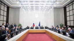 Rokovanie vlády: o policajnom šéfovi i Národnom investičnom pláne