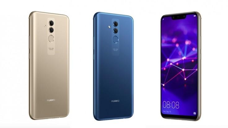 Štýlový mobilný pracovný nástroj Huawei Mate 20 lite