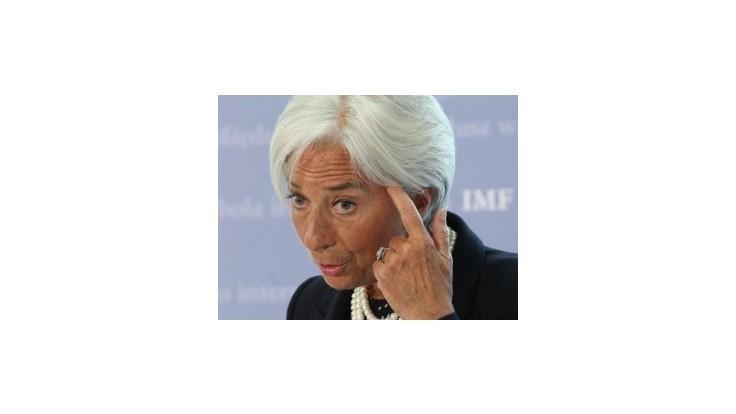 Lídri gréckych strán skritizovali šéfku MMF za poznámky o Grékoch