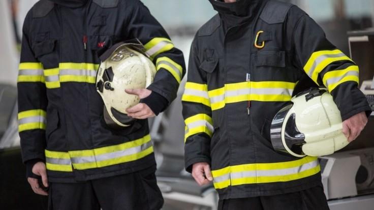 V areáli nemocnice na Gemeri vypukol požiar