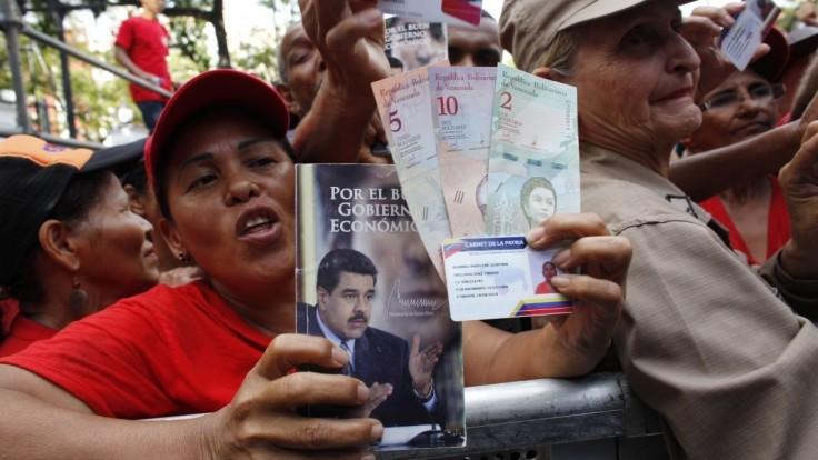 Zverejnili, ako je na tom Venezuela. Ekonomika nebývalo poklesla