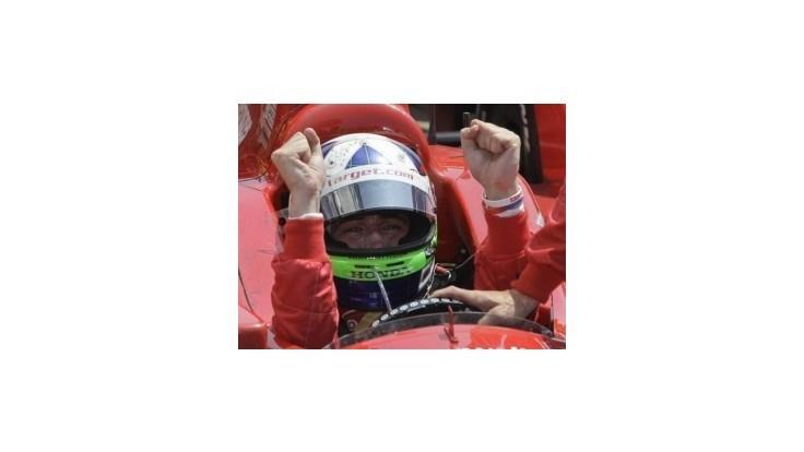 Franchitti vyhral tretíkrát slávne Indy 500