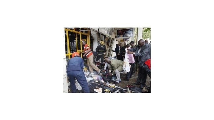 Výbuch v Nairobi si vyžiadal najmenej 28 zranených