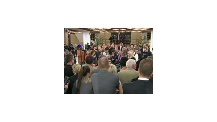 Zahraničné médiá komentujú hlasovanie slovenského parlamentu
