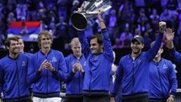 Výber Európy vyhral Laver Cup, turnaj je poctou legendárnemu tenistovi