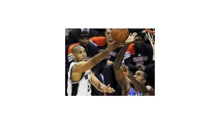 V druhom finále Západnej konferencie NBA opäť výhra San Antonia
